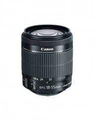 Canon EF-S 18-55mm f/3.5-5.6 IS STM for Canon EOS DSLR Cameras available at CameraPro Colombo Sri Lanka