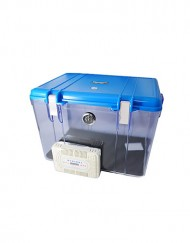 Wonderful DB-2820 Clear Dry Box w/ Electronic Dehumidifier