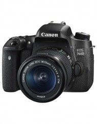 Canon EOS 760D DSLR Camera Kit (EF S 18-55 IS STM) : CameraPro Colombo Sri Lanka