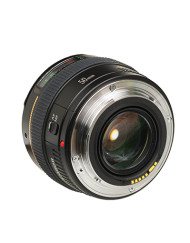 Canon-EF-50mm-1.4 USM Side
