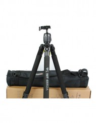 Weifeng WF 6662A Tripod With Ball Head Tripod