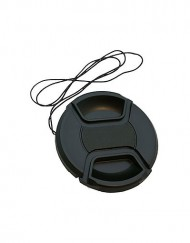 Snap on Lens Cover with cord for Canon EOS DSLR Cameras available at CameraPro Colombo Sri Lanka