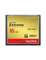 SanDisk 16GB Class 10 120MB/s CF Memory Card at CameraPro Colombo Sri Lanka for Canon EOS DSLR Cameras