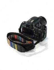Colourful Vintage DSLR Camera Strap for Canon EOS DSLR Cameras at CameraPro Colombo Sri Lanka