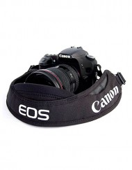 Crumpler Industry Disgrace Black Canon DSLR Camera Strap available at CameraPro Colombo Sri Lanka