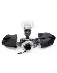 Rain Cover for your Canon Nikon Sony Olympus DSLR Camera available at CameraPro Colombo Sri Lanka