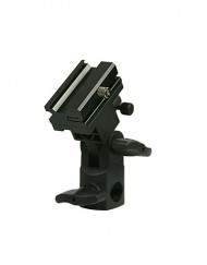 Flash Bracket / Umbrella Holder (Metal) available at CameraPro Colombo Sri Lanka