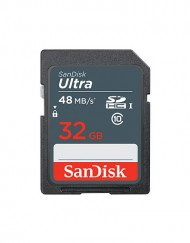SanDisk 32GB Class 10 48MB/s SDHC Memory Card at CameraPro Colombo Sri Lanka for Canon EOS DSLR Cameras