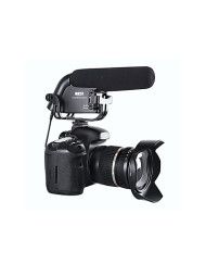 Boya BY-VM190 DSLR Shotgun Video Microphone for DSLR Videography available at CameraPro Colombo Sri Lanka