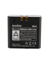 Godox Ving VB 18 Li-ion Battery for Godox v850 v860 available at CameraPro Colombo Sri Lanka
