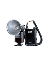 Godox WITSTRO AD360 portable strobe light with PB960 lithium power pack for outdoor wedding portrait fashion photography available at CameraPro Colombo Sri Lanka
