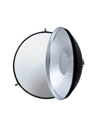 Beauty Dish with Honey Comb & Speedlite Adapter available for sale at CameraPro Colombo Sri Lanka