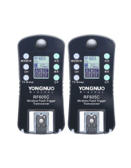 Yongnuo RF-605-C Wireless Transceiver Kit for Canon available at CameraPro Colombo Sri Lanka