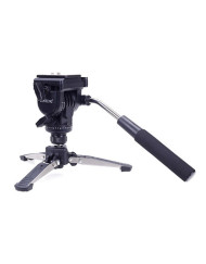 Yunteng VCT-288 Professional Video Monopod with Pan & Tilt Fluid Head for videography available at CameraPro Colombo Sri Lanka