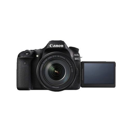 Canon EOS 80D DSLR Camera with EF S 18-135 IS USM: Colombo Sri Lanka