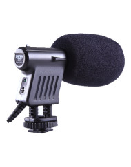 The Boya BY-VM01 DSLR Shotgun Video Microphone for DSLR Videography available at CameraPro Colombo Sri Lanka