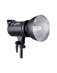 Godox DE 200 Studio Photography Strobe Flash Head with Portable Umbrella & Large Stand is available for sale at CameraPro Colombo Sri Lanka