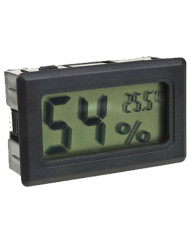 Mini Digital LCD Humidity & Temperature Meter is available at CameraPro Colombo Sri Lanka