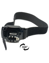 The 360 Degree Rotatable Handstrap for GoPro Yashica Action Cameras is available at CameraPro Colombo Sri lanka