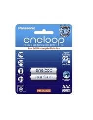 2 X Eneloop AA Rechargeable Batteries (2100mAH) available at CameraPro Colombo Sri Lanka