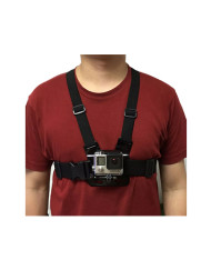 Adjustable Elastic Chest Strap for GoPro Yashica Action Cameras is available for sale at CameraPro Colombo Sri Lanka