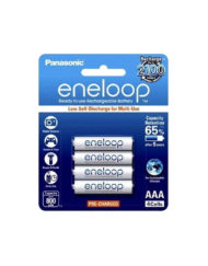 4 X Eneloop AA Rechargeable Batteries (2100mAH) available at CameraPro Colombo Sri Lanka