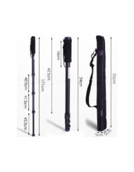 The Weifeng WT-1003 Monopod for Canon Nikon Sony DSLR Cameras & Speedlites available at CameraPro Colombo Sri Lanka