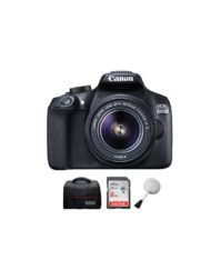 The Canon EOS 1300D 18-55 Bundle Offer available at CameraPro Colombo Sri Lanka