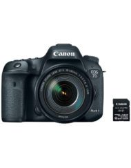 The Canon EOS 7D Mark II Kit (EF-S 18-135mm f3.5-5.6 IS USM) & W-E1 Wi-Fi Adapter is available at Camerapro Colombo Sri Lanka