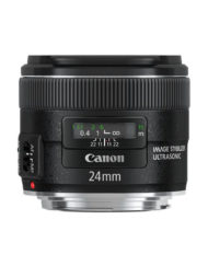 Canon EF 24mm f/2.8 IS USM for Canon EOS DSLR Cameras available at CameraPro Colombo Sri Lanka
