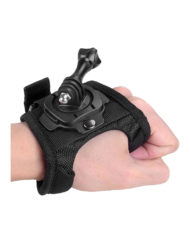 The 360 Degree Rotatable Palm / Wrist Strap for GoPro Yashica Action Cameras is available at CameraPro Colombo Sri lanka