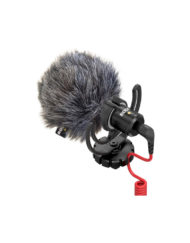 The Rode VideoMicro Compact On-Camera Microphone with Rycote Lyre shock mount is available for sale at CameraPro Colombo Sri Lanka