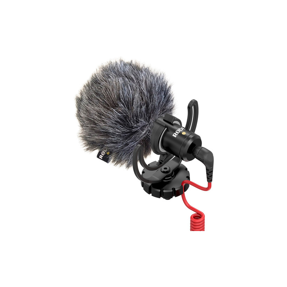 Rode Videomicro Compact On Camera Microphone Colombo Sri Lanka Mic Video Micro Prev Next The With Rycote Lyre Shock Mount Is Available For