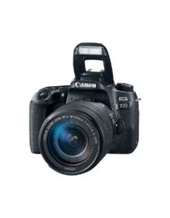 Canon EOS 77D DSLR Camera & Canon EF-S 18-135 IS USM lens with 15 months warranty and is available at CameraPro Colombo Sri Lanka