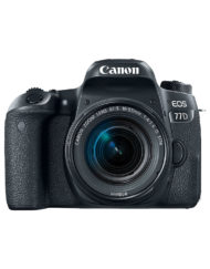 Canon EOS 77D DSLR Camera & Canon EF-S 18-55mm f/4-5.6 IS STM lens with 15 months warranty available at CameraPro Colombo Sri Lanka