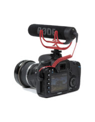 The Rode VideoMic GO Lightweight On-Camera Microphone is available for sale at CameraPro Colombo Sri Lanka