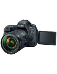 Canon EOS 6D Mark II Kit (EF 24-105mm f/4L IS II USM) with 15 months Warranty is available at CameraPro Colombo Sri Lanka