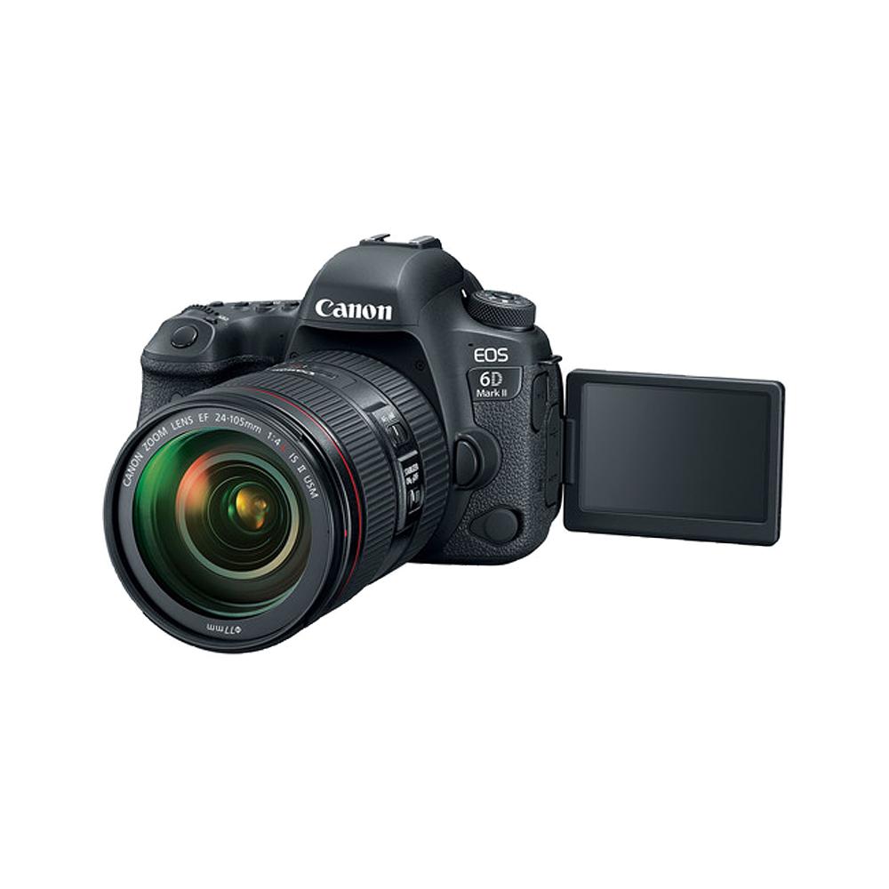 Canon EOS 6D Mark II Kit (EF 24-105mm f/4L IS II USM) : Colombo Sri ...