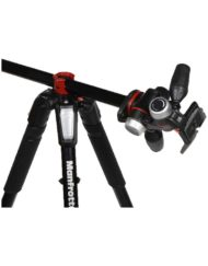 The Manfrotto MK055XPRO3-3W Aluminum Tripod with 3-Way Pan/Tilt Head is available for sale at CameraPro Colombo Sri Lanka
